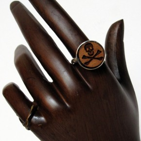 Pirate Talisman ring