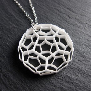 Bucky Ball necklace