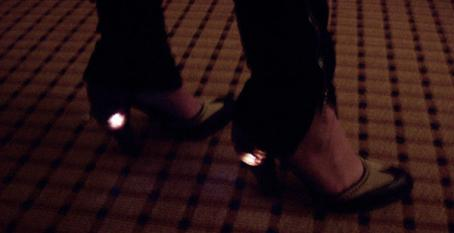 Rodarte-style Lighted Heels - Alison Lewis, 2010
